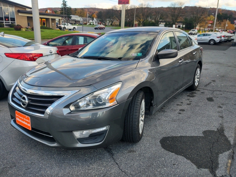 Nissan Altima 2014 price $7,990