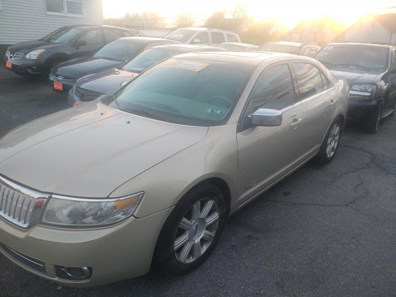 Lincoln mkz 2008 price 1990