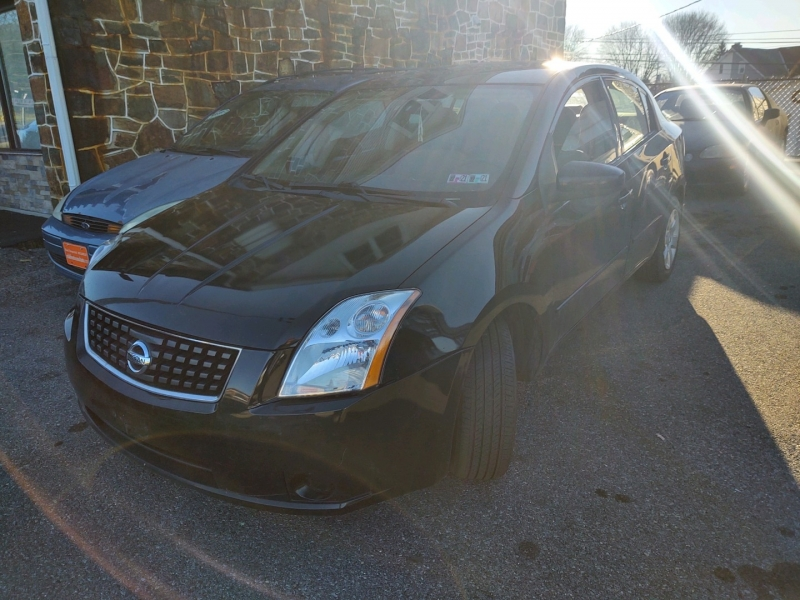Nissan Sentra 2009 price $2,290
