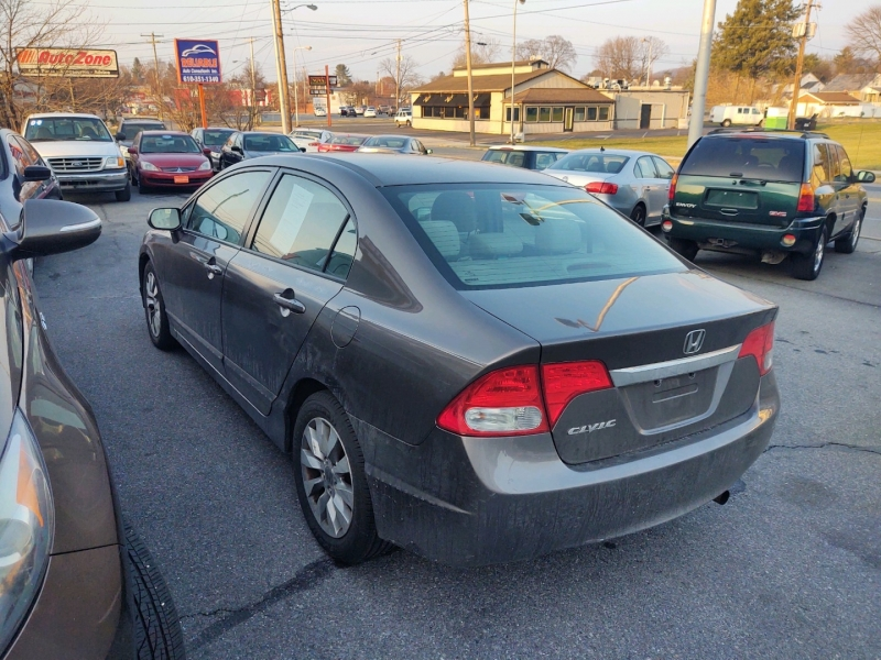 Honda Civic 2010 price $6,490
