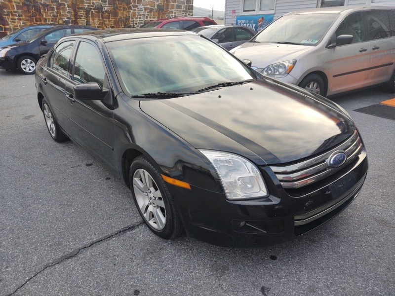 Ford Fusion 2007 price $2,350