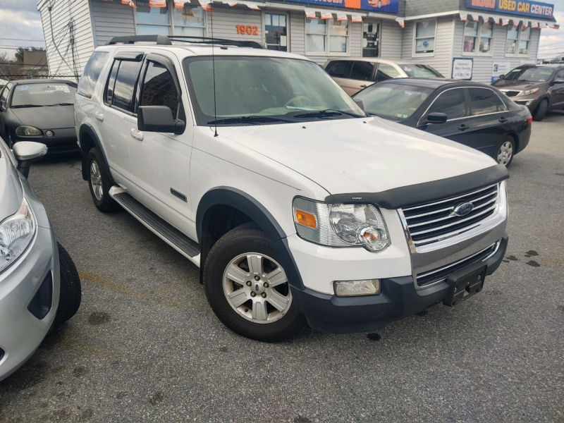 Ford Explorer 2007 price $5,895
