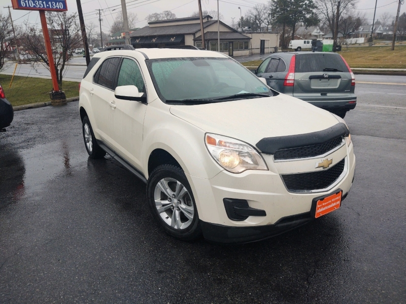 Chevrolet Equinox 2015 price $8,490