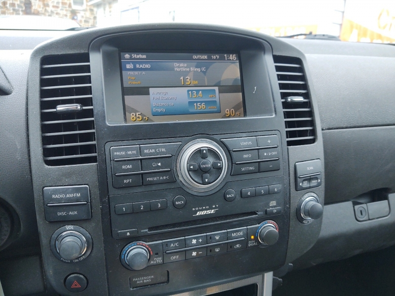 Nissan Pathfinder 2010 price $7,990