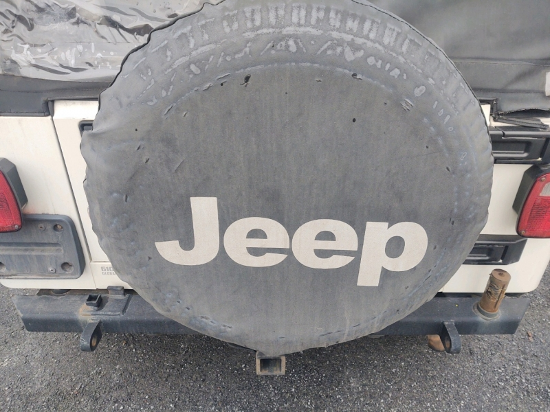 Jeep Wrangler 2006 price $6,650 Cash