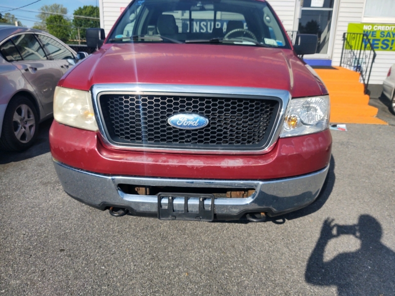 Ford F-150 2007 price $7,490