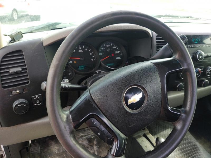 Chevrolet Silverado 1500 2011 price $8,990