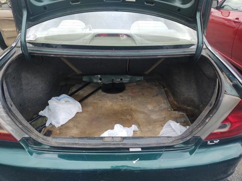Honda Civic 2001 price $1,790 Cash