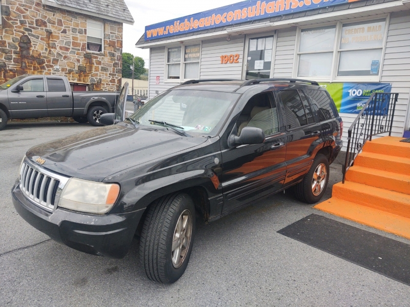 Jeep Grand Cherokee 2004 price $5,390