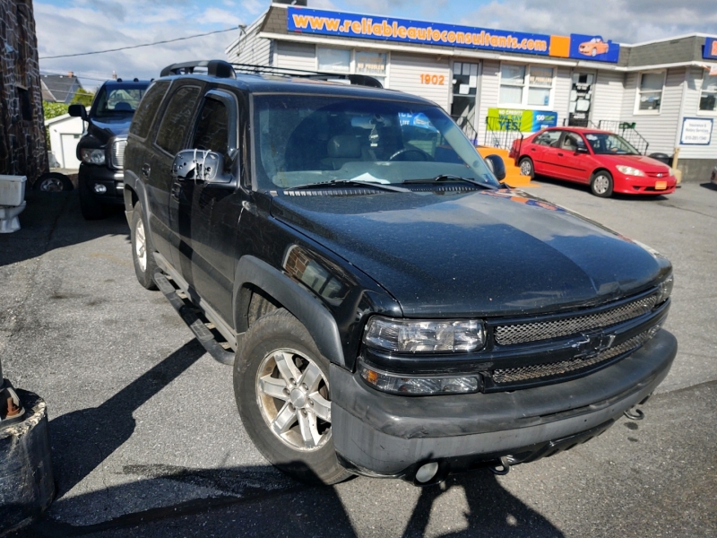 Chevrolet Tahoe 2003 price $850 Cash