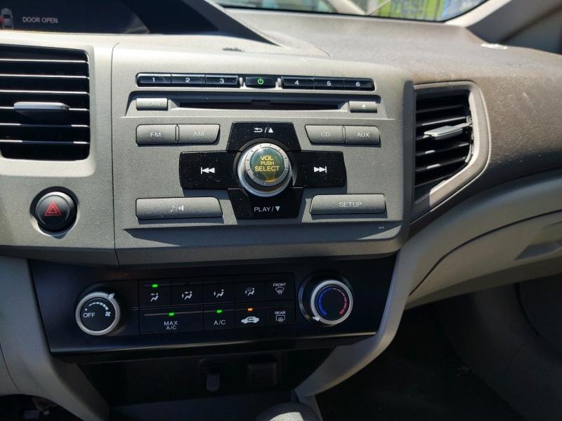 Honda Civic Sedan 2012 price $6,890 Cash