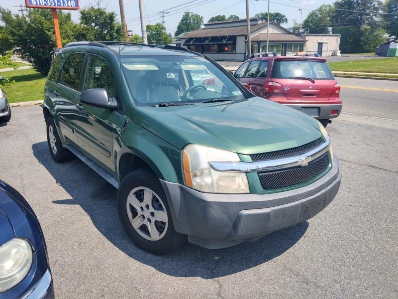 Chevrolet Equinox 2005 price $3,995