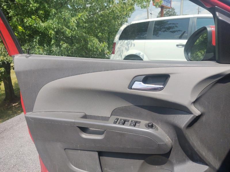 Chevrolet Sonic 2012 price $4,990 Cash