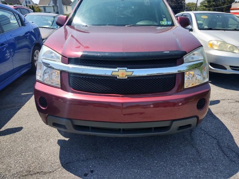 Chevrolet Equinox 2008 price $4,590