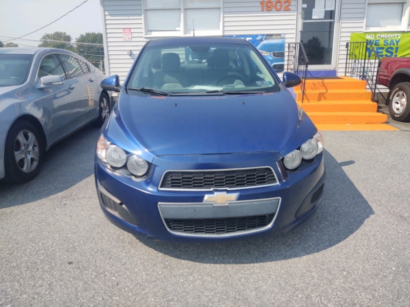 Chevrolet Sonic 2012 price $4,490 Cash