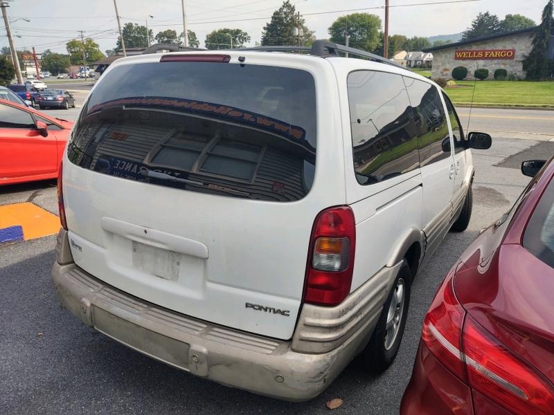Pontiac Montana SV6 2003 price $2,495 Cash