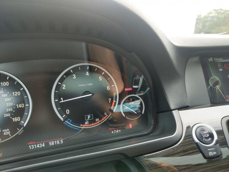 BMW 5-Series 2013 price $11,490