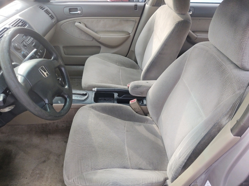 Honda Civic 2002 price $2,495 Cash