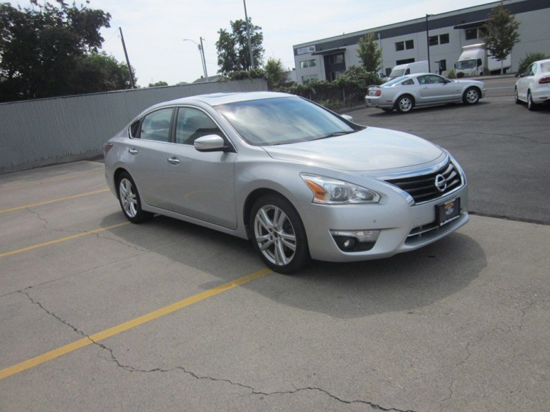 Nissan ALTIMA 2015 price $12,500