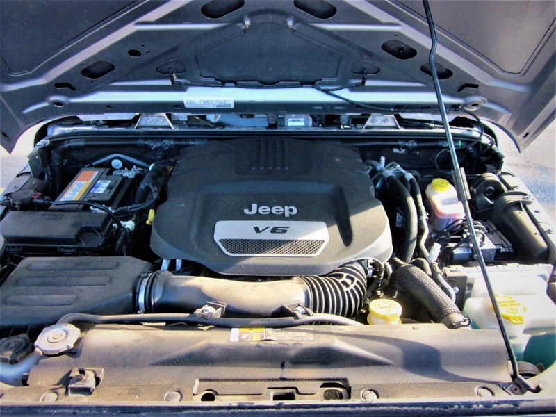 Jeep Wrangler JK 2018 price $26,300
