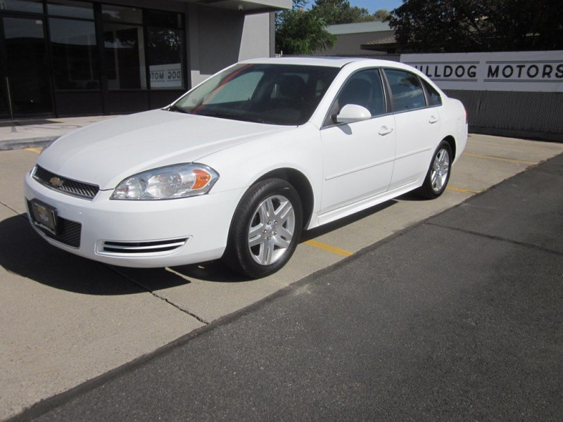 Chevrolet Impala Limited 2014 price $5,300