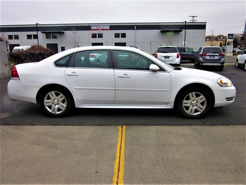 Chevrolet Impala Limited 2014 price $5,300