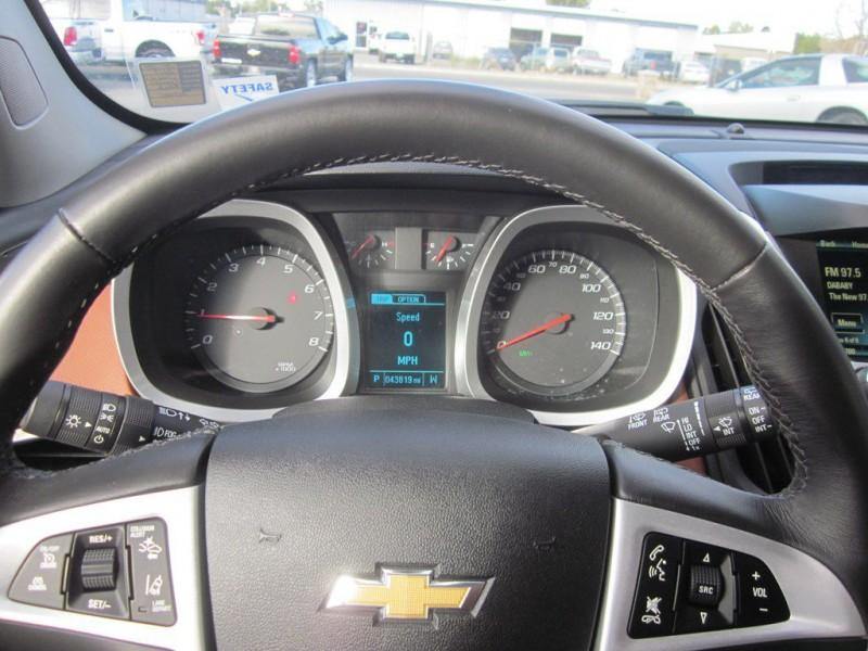 Chevrolet EQUINOX PREMIER 2017 price $18,900