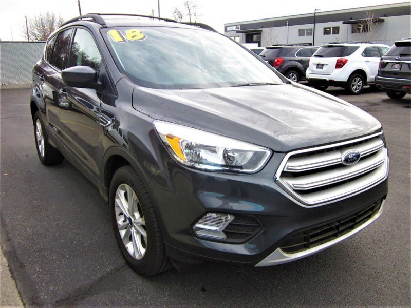 Ford Escape 2018 price $17,800