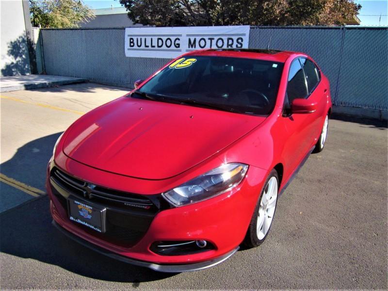 Dodge DART GT 2015 price $11,800