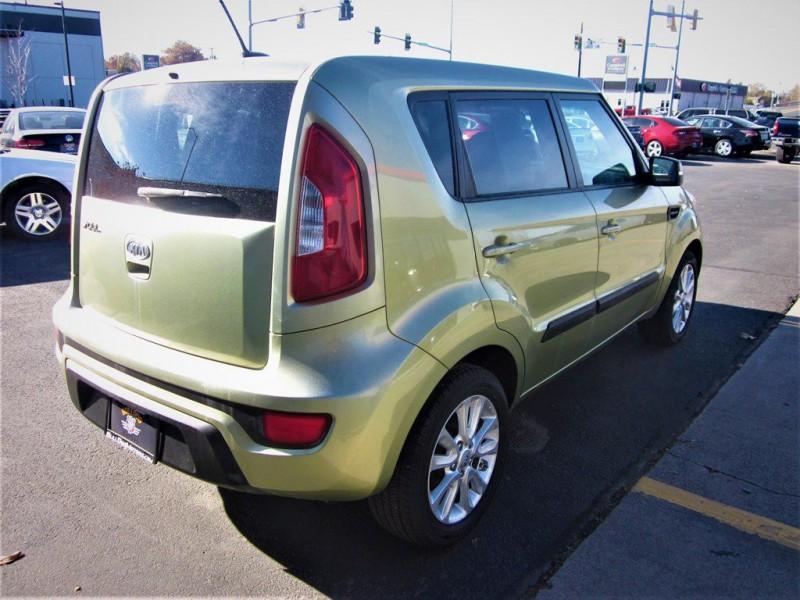 KIA SOUL 2012 price $8,600