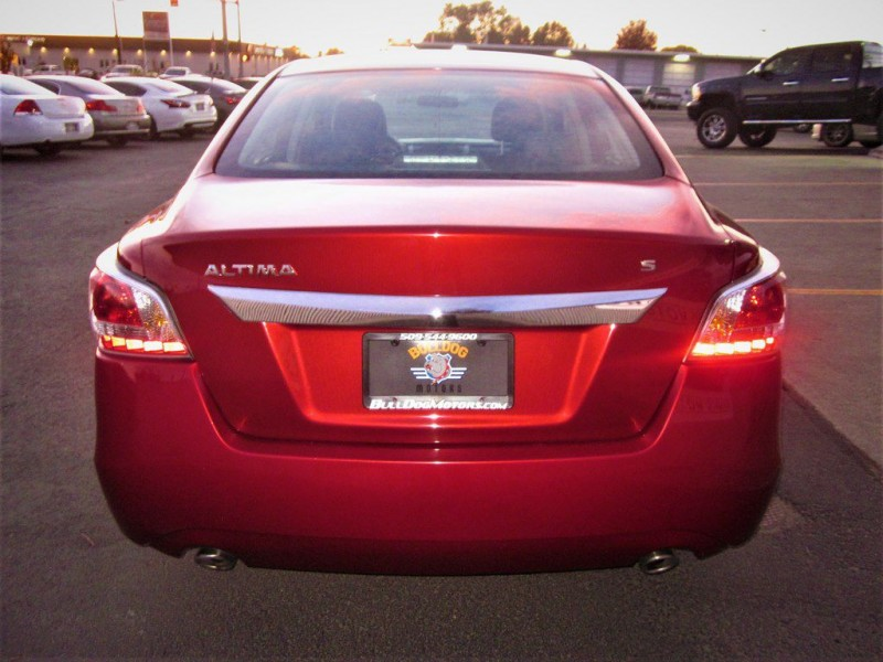 NISSAN ALTIMA 2.5 S 2015 price $9,800