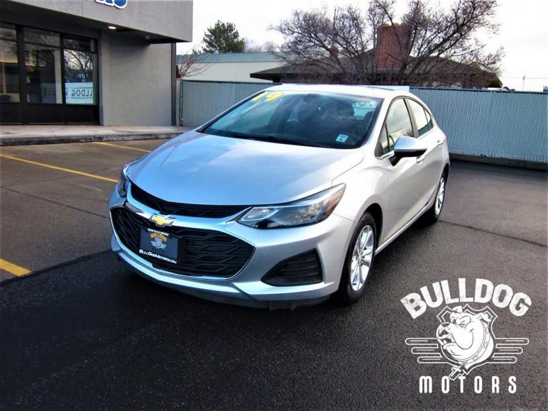 Chevrolet Cruze 2019 price $13,800