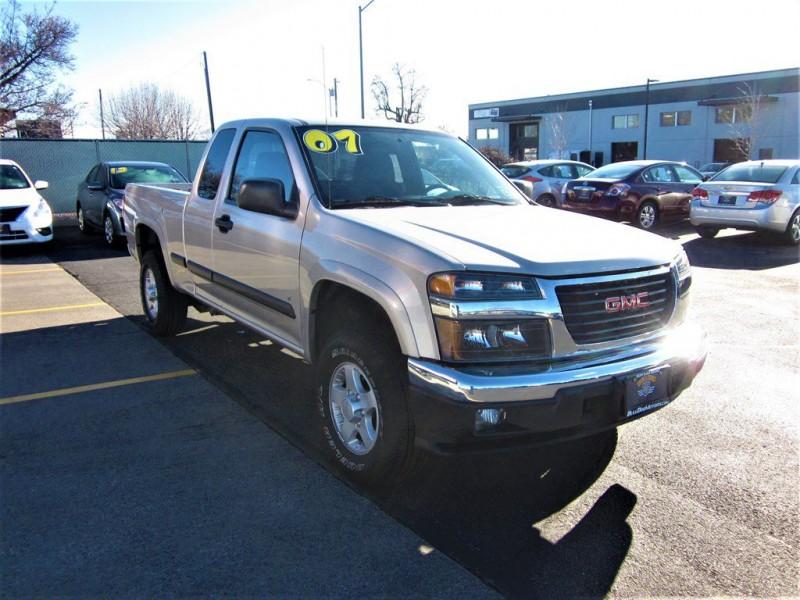 GMC Canyon 2007 price $12,800