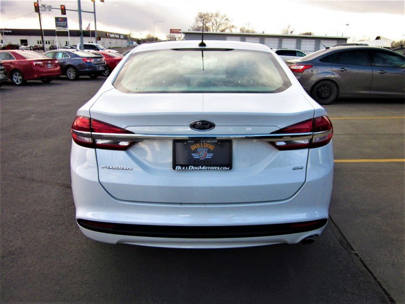 FORD FUSION 2017 price $14,800