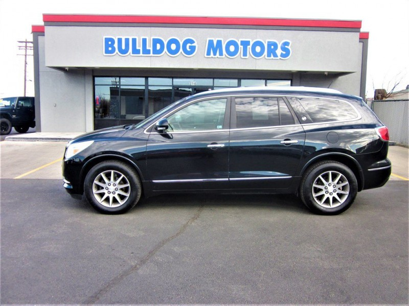 Buick Enclave 2013 price $16,500