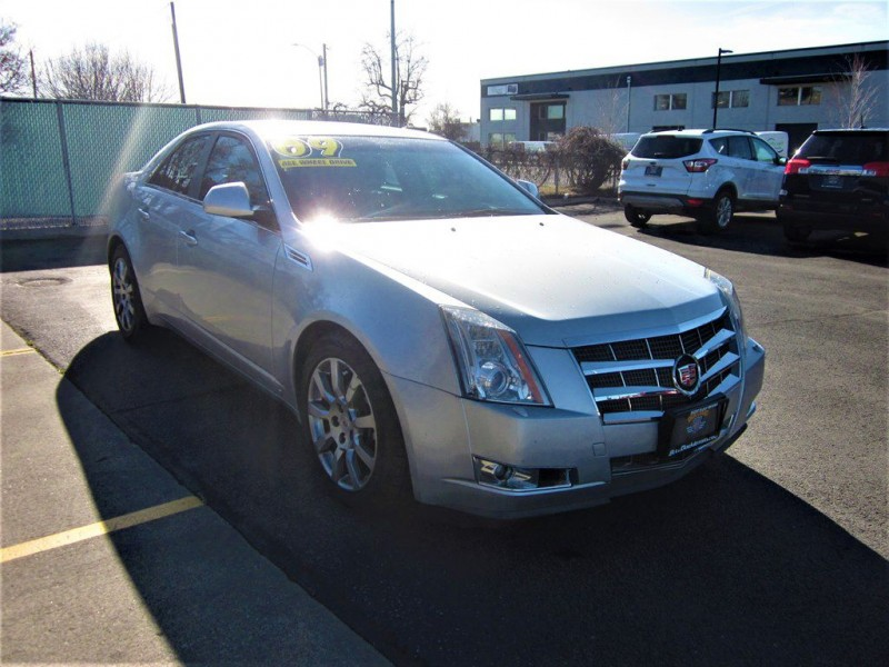 Cadillac CTS 2009 price $10,888