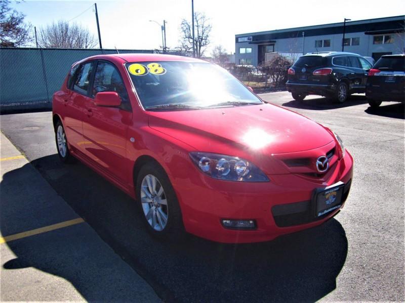 MAZDA 3 2008 price $7,980