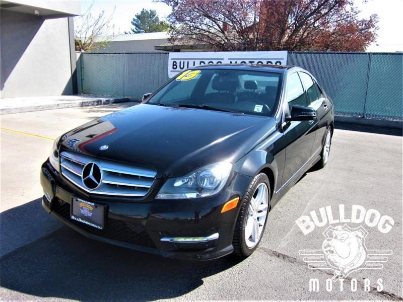 Mercedes-Benz C-Class 2013 price $10,800