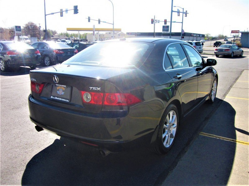 Acura TSX 2007 price $10,900