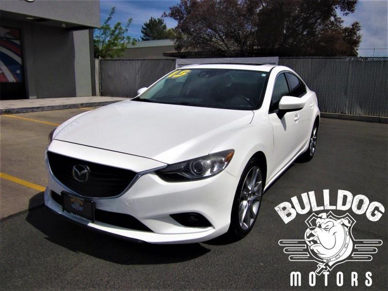 Mazda Mazda6 2015 price $19,900
