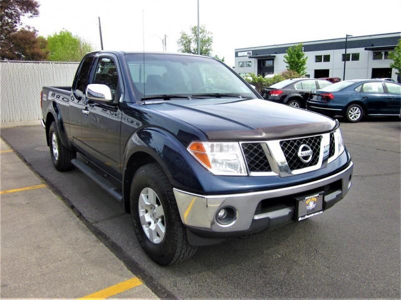 NISSAN FRONTIER 2006 price $12,900