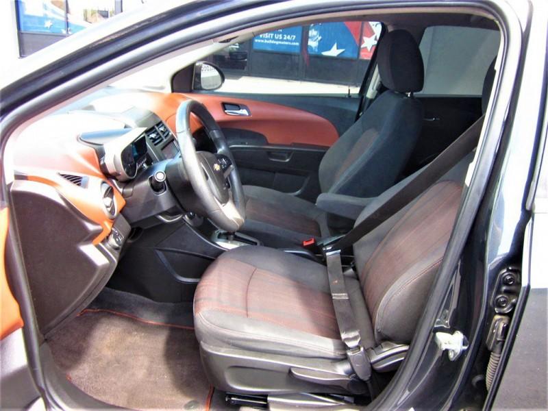 Chevrolet Sonic 2015 price $10,998