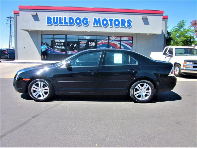 Ford Fusion 2007 price $6,998