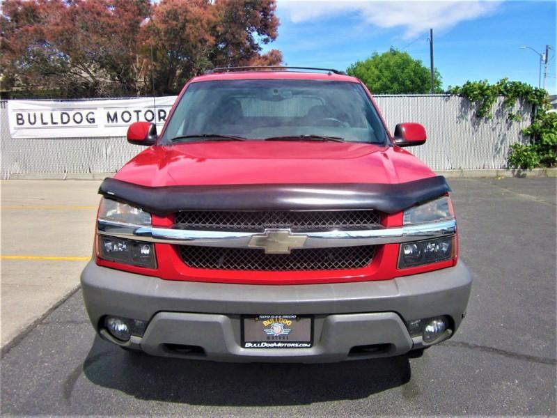 Chevrolet Avalanche 2002 price $9,888