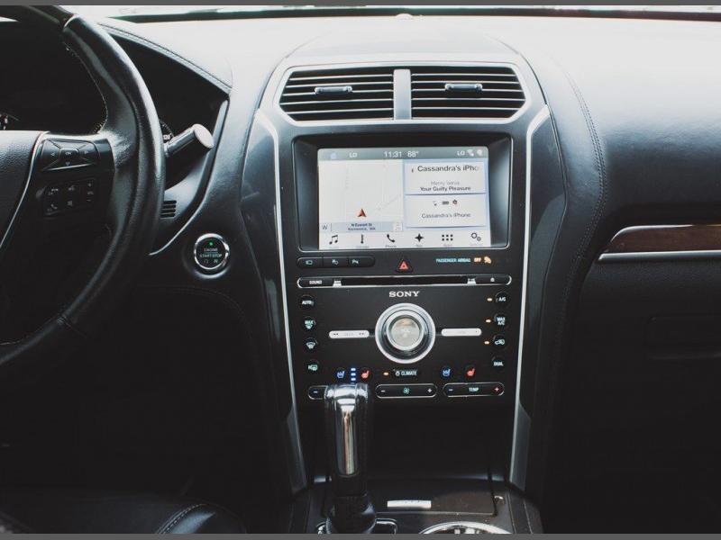 Ford Explorer 2017 price $36,250