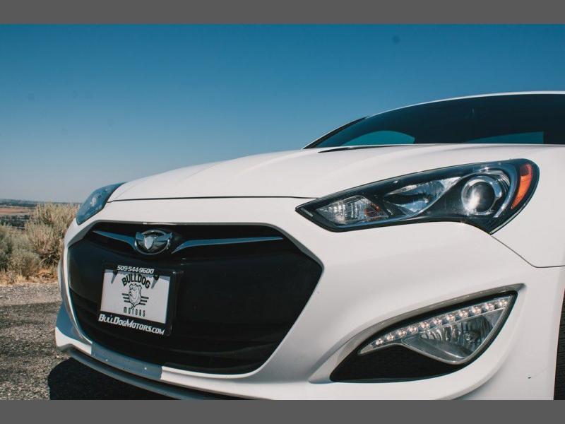 Hyundai Genesis Coupe 2013 price $18,995