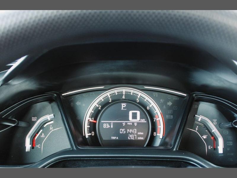 Honda Civic Sedan 2018 price $18,788