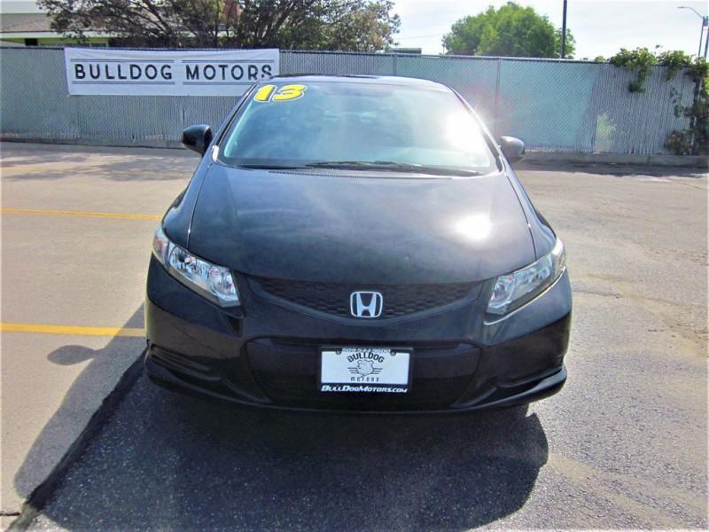 Honda Civic Cpe 2013 price $12,650