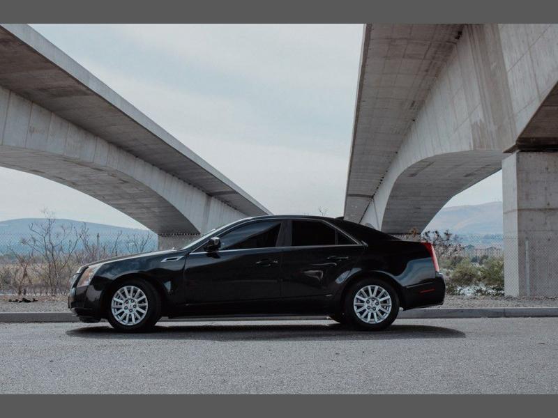 Cadillac CTS Sedan 2012 price $11,998