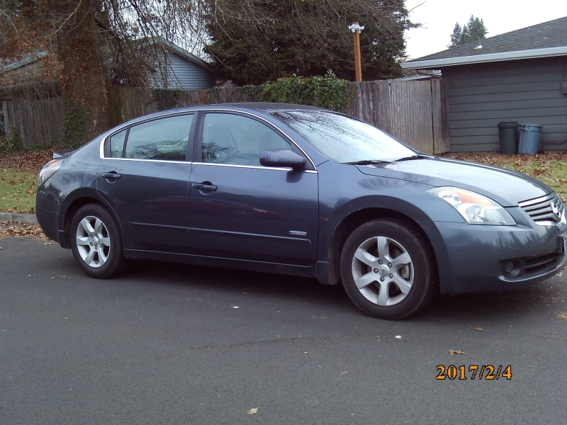 Nissan Altima 2007 price $2,650